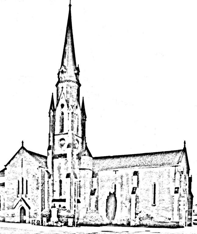 Eglise du Barp