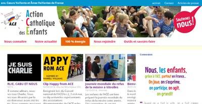 Scout ACE site