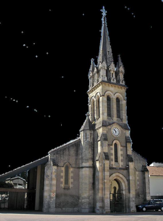Eglise de Cestas